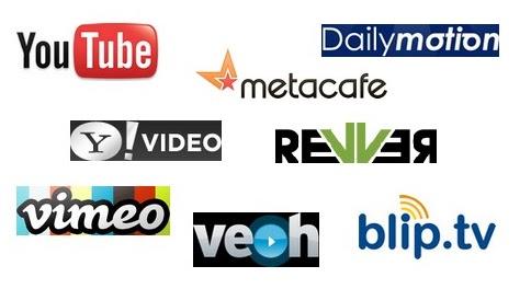 כל הגדולים - אתרי וידאו