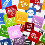 אפליקציות למקדמי אתרים ב-ios