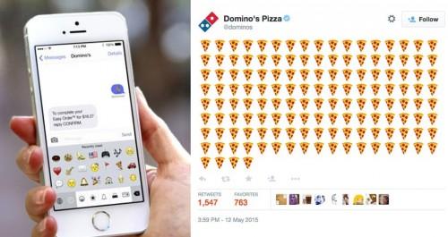 הפיצה של דומינוס פיצה